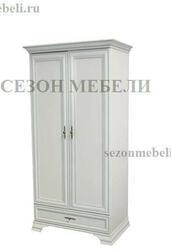 Шкаф Кентаки SZF2D1S белый