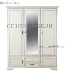 Шкаф Кентаки SZF5D2S белый