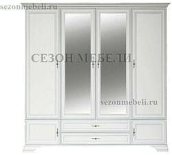 Шкаф Кентаки SZF6D2S белый