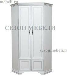 Шкаф угловой Кентаки SZFN2D белый