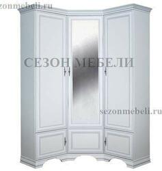 Шкаф угловой Кентаки SZFN5D белый