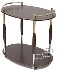 Столик сервировочный SC-5037-W