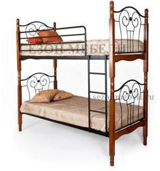 Кровать двухъярусная AT-608