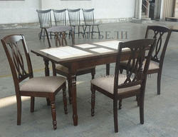 Обеденная группа (стол LT T13300 + стулья LT C12298C)