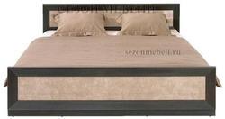 Кровать Ларго PLOZ венге/сибу