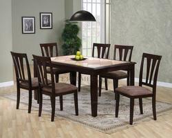 Обеденная группа (стол LT T09212 и стулья LT C07060)