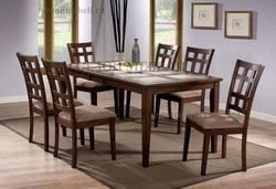 Обеденная группа (стол LT T13271 + стулья LT C10233)