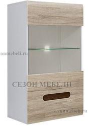 Шкаф настенный Ацтека SFW1W/10/6 дуб санремо