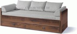 Кровать раздвижная Индиана JLOZ 80/160 дуб