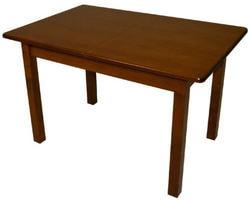 Стол обеденный прямоугольный ВМ20 (коньяк)