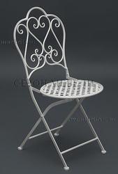 Стул складной Love chair (Лав) Butter white