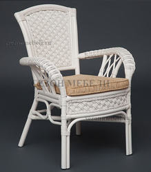 Кресло из комплекта обеденного Andrea White (Андреа Белый)