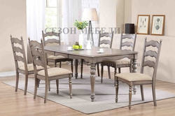 Обеденная группа стол LT T16486 + стулья LT C16396