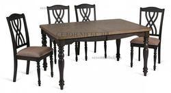 Обеденная группа (стол LT T16285 + стулья LT C16417)