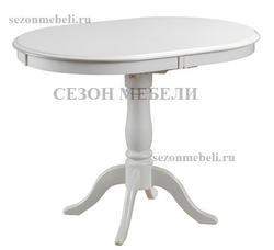 Стол Solerno (ME-T4EX) Ivory white/ Butter white