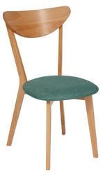 Стул MAXI (Макси) мягкое сиденье/ цвет сиденья - Морская волна