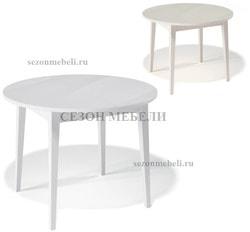 Стол Kenner 1000М со стеклом