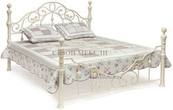 Кровать Victoria (Виктория) 9603 (слоновая кость)