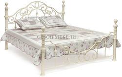 Кровать Victoria (Виктория) 9603 (античный белый)