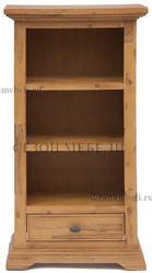 Шкаф книжный малый Avignon (Авиньон) PRO-L01-H132