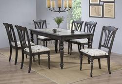 Обеденная группа (стол LT T17366 и стулья LT C17455)
