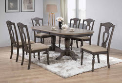 Обеденная группа (стол LT T17316 и стулья LT C17451)