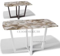 Стол Kenner Х1400 со стеклом