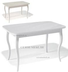Стол Kenner 1200C со стеклом