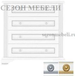 Комод Вайт 4S_90