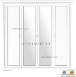 Шкаф Вайт 4D(2S)