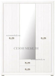 Шкаф 3-дверный Мальта (Malta) SZF3D2S