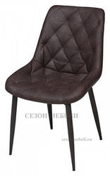 Стул GREG Vintage Brown винтаж коричневый, ткань