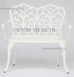 Скамья Symphonie (Симфония) Белый