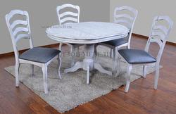 Обеденная группа (стол GR FCDT-3654-MPP и стулья CCRA-732 AG4-S)
