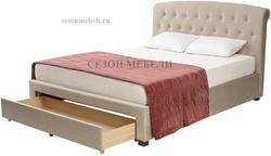 Кровать Sweet Natalia (с ящиком)