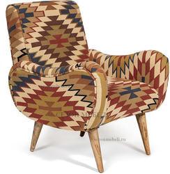 Кресло Sondrio (burgundy/brown)