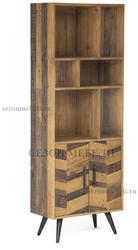 Шкаф книжный Largo (mod. LAR L02-70)