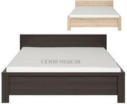 Кровать Каспиан LOZ140х200/ LOZ160х200 дуб сонома (без основания)