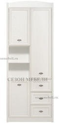 Шкаф комбинированный Салерно REG3D3S