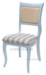 Стул TS BIANCA, BLUE, FABRIC F7-8/10 (BI-SC(B))