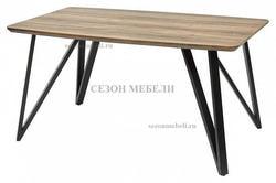 Стол IRON 150 Дуб #31014K