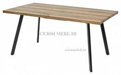 Стол BRICK-1 160 Дуб #31014K
