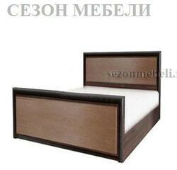 Кровать Коен LOZ 90x200 венге магия/ штрокс темный