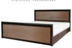 Кровать Коен LOZ140/160/180x200 венге магия/ штрокс темный