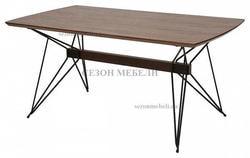 Стол ALICE 160 см Орех