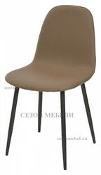 Стул CASSIOPEIA 2 PU#654 серо-коричневый