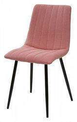 Стул DUBLIN розовый, ткань UF860-05B