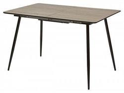 Стол PEPPER #4 дуб серо-коричневый/ черный каркас