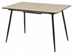 Стол PEPPER #5 дуб сонома / черный каркас
