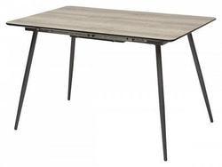 Стол PEPPER GREY #4 дуб серо-коричневый/ серый каркас